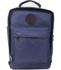mochila azul kabra kuervo mercurio