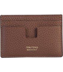 tom ford branded card holder