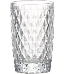 conjunto de copos transparente 6 peças