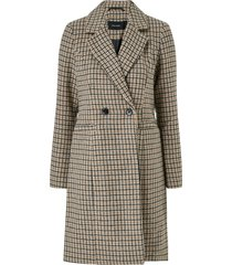 kappa vmcheck rambla 3/4 wool jacket