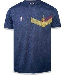 camiseta cleveland cavaliers nba new era masculina
