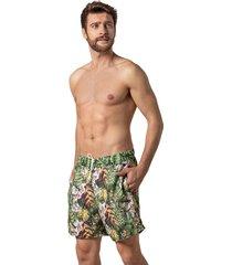 masculino swimwear pantaloneta violeta leo 505029
