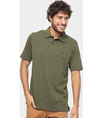 camisa polo hang loose basic masculina