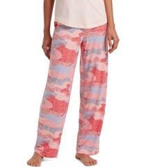 hue women's camo xo pajama pants