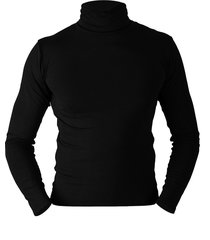 alan red master long sleeve roll neck t-shirt