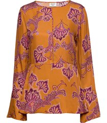 day sokak blouse lange mouwen oranje day birger et mikkelsen