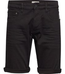 shorts woven jeansshorts denimshorts svart edc by esprit