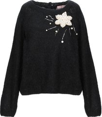 rose' a pois sweaters