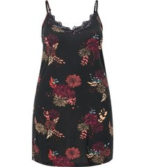 klänning mdelicate lace strap dress