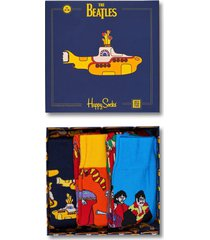 skarpetki the beatles 3pack cd set