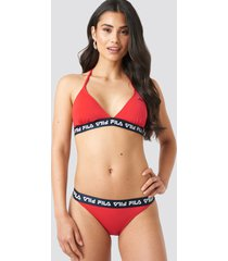 fila sally bikini bottom x na-kd - red