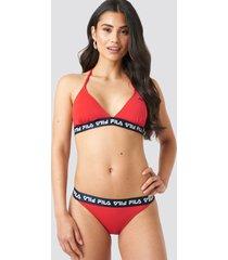 fila sally bikini bottom x na-kd - red
