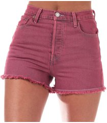 womens ribcage shorts