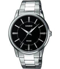 reloj casio mtp-1303d-1a-negro