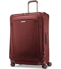 "samsonite silhouette 16 30"" softside expandable spinner suitcase"
