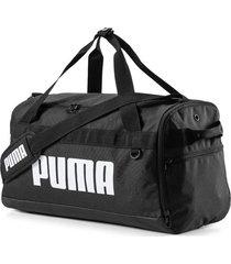 bolso negro puma challenger duffel