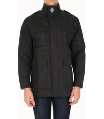 a-cold-wall windproof jacket 4 pockets black