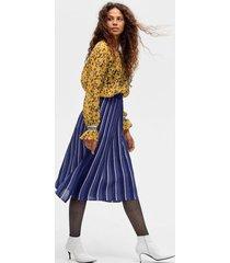 kjol cora knitted