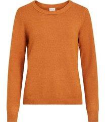 o-hals knit top