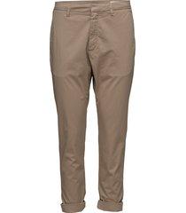 news trouser pantalon met rechte pijpen groen hope