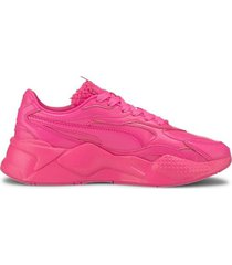 tenis - lifestyle - puma  rs x3 luminous- pink- ref : 37413501
