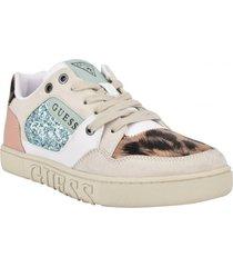 zapatilla footwear gwjulien2-a whl rosado guess