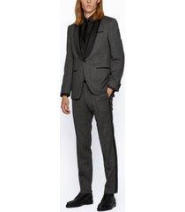 boss men's henry3/glow2 slim-fit suit