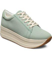 casey låga sneakers grön vagabond