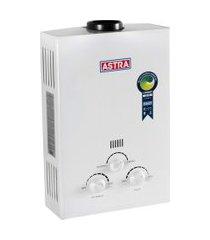 aquecedor de água gás gn astra mecânico bivolt