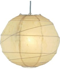 adesso orb large pendant - 4 pack