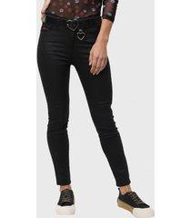 jeans casual negro soviet