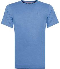 q1905 t-shirt bergen licht denim