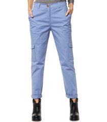 pantalon celeste asterisco rivera