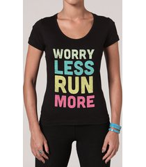 camiseta run more