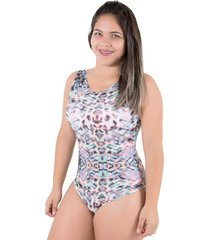 body diluxo camiseta estampado 3d azul