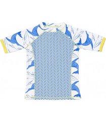 t-shirt plażowo-kąpielowy z filtrem uv50+ willie
