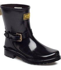 b.intlmugello regnstövlar skor svart barbour