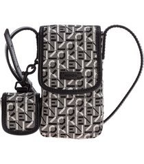 borsa donna tracolla borsello phone holder