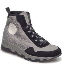ankle boots höga sneakers grå ilse jacobsen
