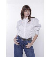camisa blanca item sastrera