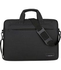 chaqueta portátil multifuncional bolsa de ordenador portátil de gran c