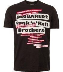 t-shirt punk n roll