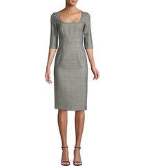 tubino sheath dress