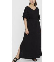plus size curve maxi dress