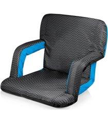 oniva by picnic time ventura waves portable reclining stadium seat