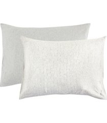 touched by nature organic cotton envelope toddler pillow case, 2-pack, one size