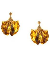 brinco feminino florence - dourado