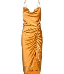 dapples dress 12956 dresses party dresses guld samsøe samsøe
