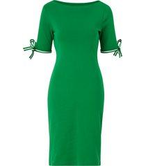 klänning brandeis elbow sleeve dress