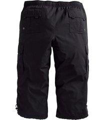 shorts men plus svart